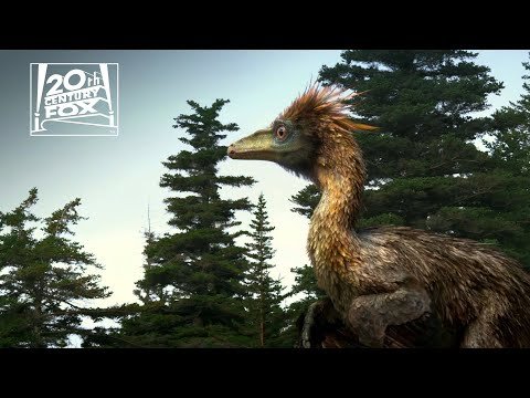 Walking With Dinosaurs | Dino Files: Troodon Smarts | 20th Century FOX