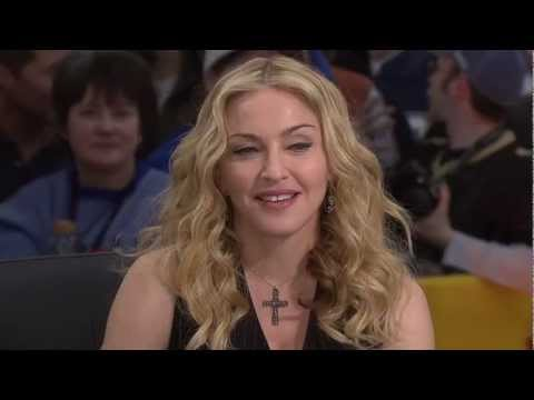 NFL - Madonna Owns the Moment