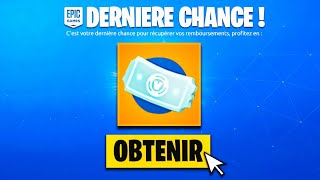 "PLEASE YOUR ""REFUNDING"" FREE IT'S YOUR LAST CHANCE ON FORTNITE!"