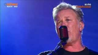 Metallica no Rock in Rio Brasil 2015 HD - The Unforgiven AO VIVO