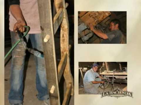 La Hacienda - Arte en Mueble Mexicano : Rustic Furniture