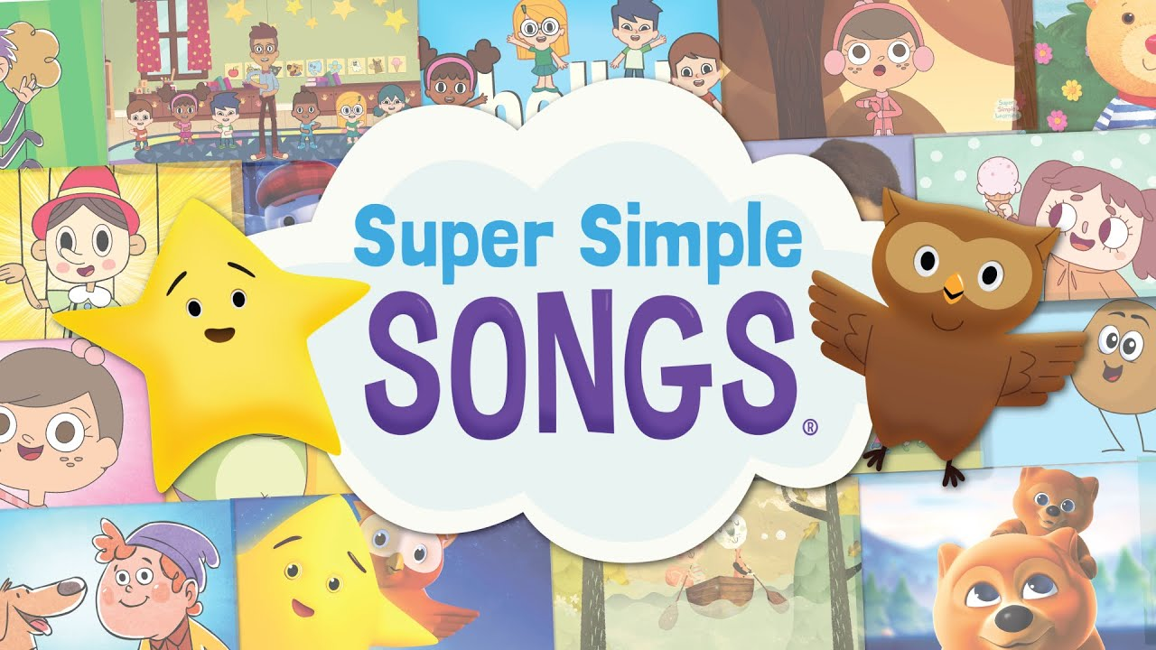 Welcome To Super Simple Songs Youtube