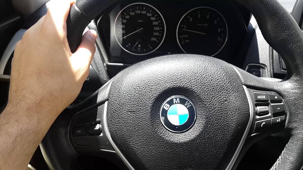 bmw direksiyon sesi tıkırtı bmw steering wheel noise rattle - youtube
