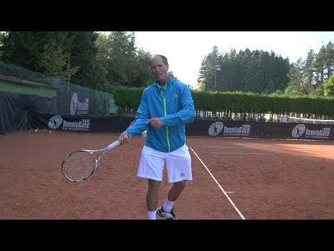 Tennis Tip - Improve Your  Topspin Forehand Through Proper Use Of The Forearm