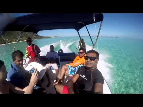 Dolphins and Benitiers GoPro Mauritius