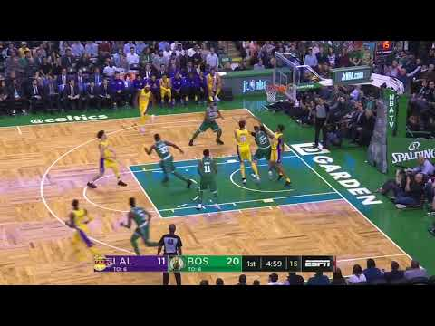 Andrew Bogut Amazing Debut for the 2017 Lakers!