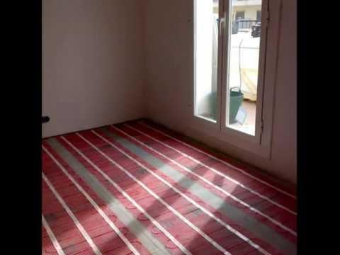 A suelo radiante electrico warmup instalado por jm - Suelo radiante electrico ...