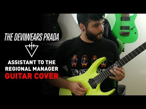 The Devil Wears Prada - Assistant To The Regional Manager (Guitar Cover)