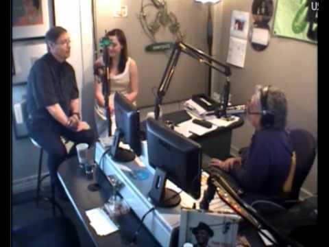 Rachael MacFarlane & Ron Jones on Martini In The Morning Radio - April 18, 2012