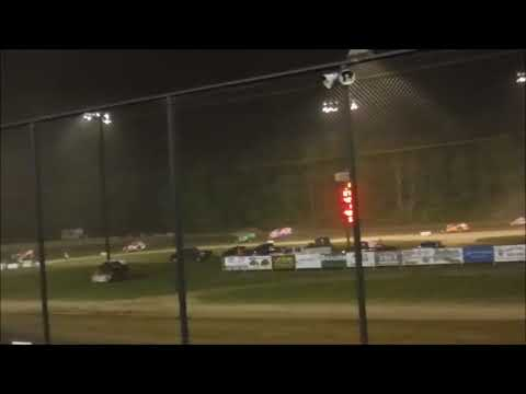 Brewerton Speedway - July 6th, 2018 - Modified Main