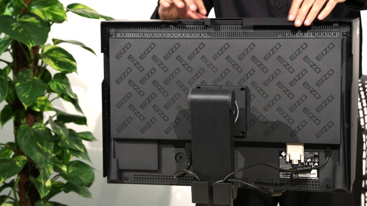 Eizo monitor kalibrieren mac