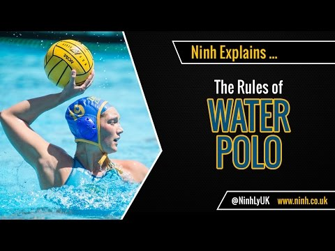 The Rules of Water Polo - EXPLAINED!