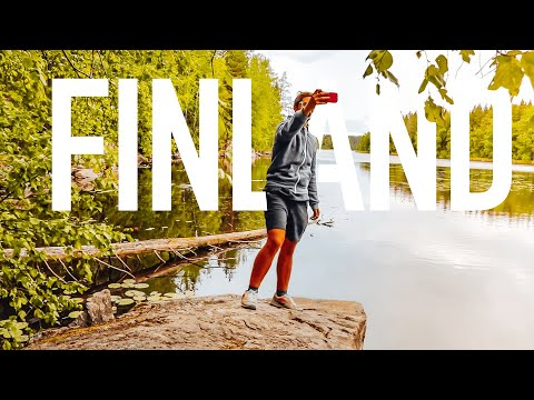 Europe | Adventure | TAMPERE, FINLAND the BEST HIKE I have EVER done