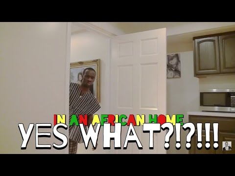 In An African Home: Yes What?
