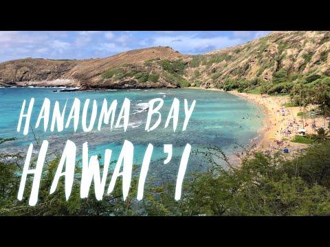Snorkeling at Hanauma Bay in Hawaii