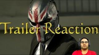 The Last Heist Trailer #1 Reaction