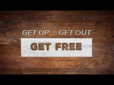 """Get Up, Get Out, Get Free"" with Jentezen Franklin"