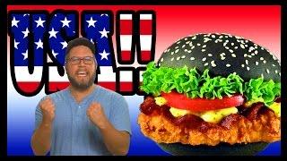 Black Buns Finally Emigrate To The U.s.a.! - Food Feeder