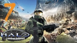 //HALO COMBAT EVOLVED-MISSION 7-The Library //