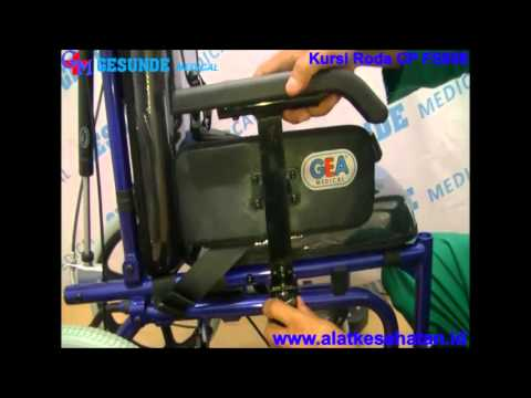 Kursi Roda CP FS958 - www.alatkesehatan.id   Perusahaan Alat Kesehatan Murah & Lengkap