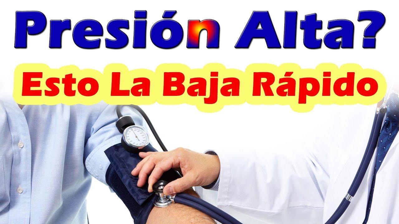 COMO BAJAR LA PRESION ARTERIAL RAPIDO 3 Remedios Inusuales..