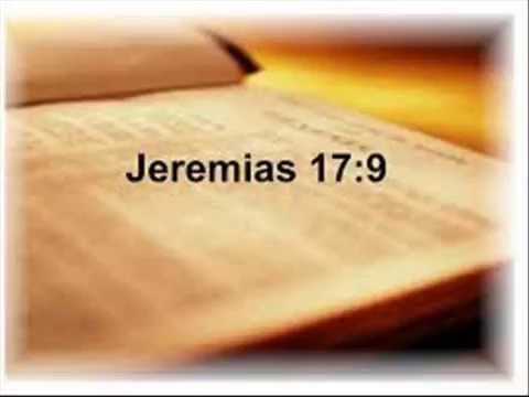 JEREMIAS 17:9 CORAZ�N ENGA�OSO, CONFERENCIA EVANG�LICA