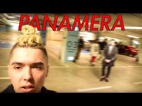Vreau sa-mi iau o panamera, s-alerg noaptea ca pantera