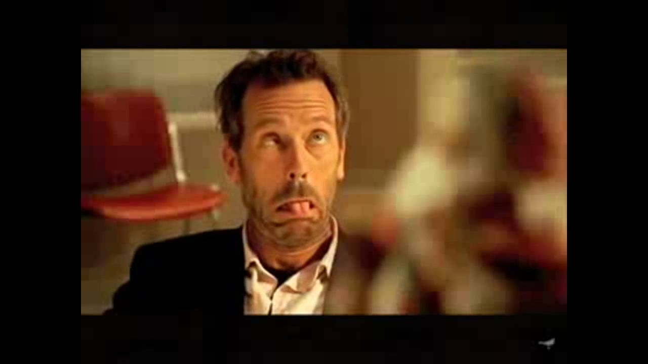 House md funny moments youtube for House md music