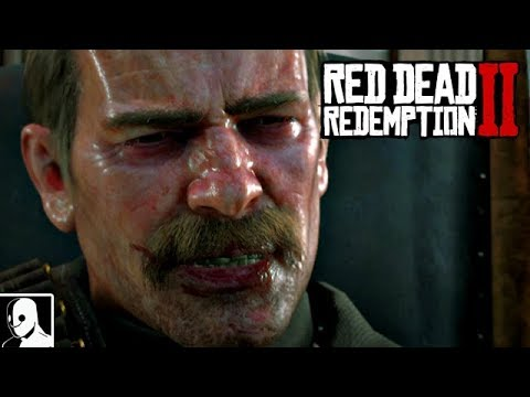 Red Dead Redemption 2 Gameplay German PS4 #50 - NEIN ! Arthur ist krank (Lets Play Deutsch)