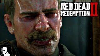 Red Dead Redemption 2 Gameplay German PS4 #50 - NEIN ! Arthur ist krank (Let's Play Deutsch)