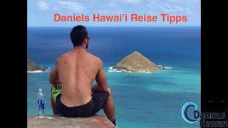 Hawaii USA Reise Tips: Geheimtipp! Kaimanas Strand - entspannen am Strand abseits von Waikiki