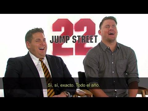 Entrevista Channing Tatum y Jonah Hill - Comando Especial 2