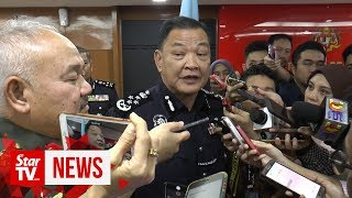 IGP: No political interference in sex video probe