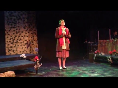 Into the Woods Moments in the Woods- Katie Walder
