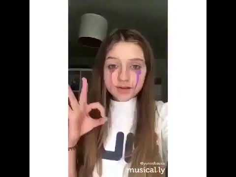 musical.ly you good? no you're not baby it's ok.