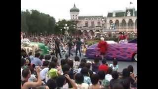 東京ディズニーランド ディズニー・ロック・アラウンド・ザ・マウス 2008/08/30