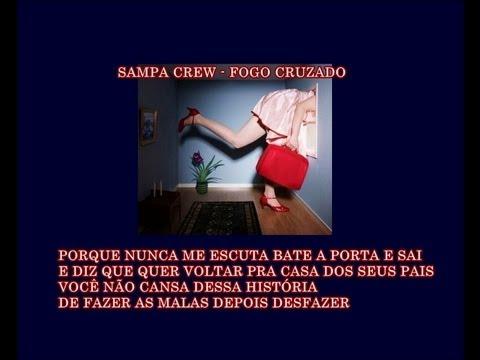 CD SAMPA CREW 2013 COMPLETO BAIXAR