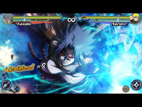 Download Naruto Shippuden Ultimate Ninja Heroes 3 - All Ultimate Jutsu, Ninjutsu & Awakenings
