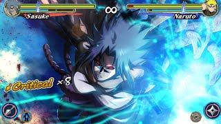Naruto Shippuden Ultimate Ninja Heroes 3 - All Ultimate Jutsu, Ninjutsu & Awakenings