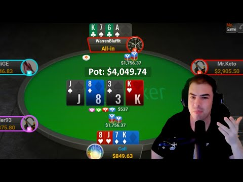 Handling Your Losing Days Like A PLO Boss (-$7,500 Session)