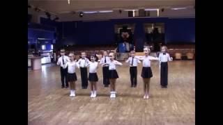 Детский танец Веселые утята (обучение)