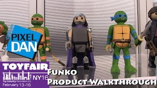 Funko New Product Walkthrough at Toy Fair 2016 - Five Nights at Freddy