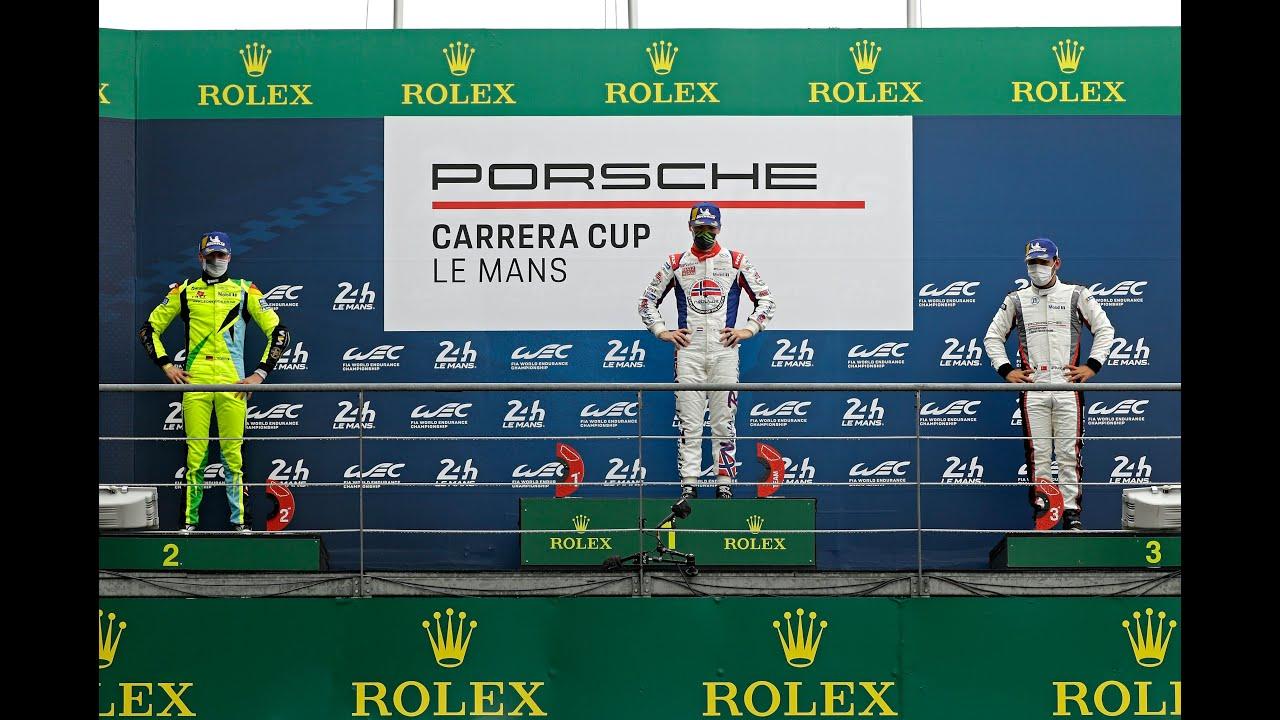 Sport1 Magazin   #1 Le Mans   Porsche Carrera Cup Deutschland 2020