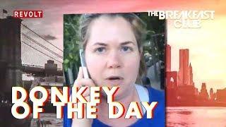 Alison Ettel, Permit Patty | Donkey of the Day