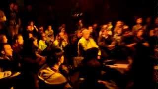 Cabadzi - Lachons les (live acoustique à Stéréolux)
