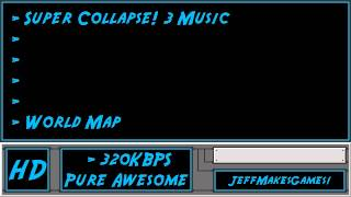 Super Collapse! 3 Music - World Map