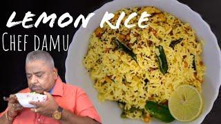 Lemon Rice by Chef Damu