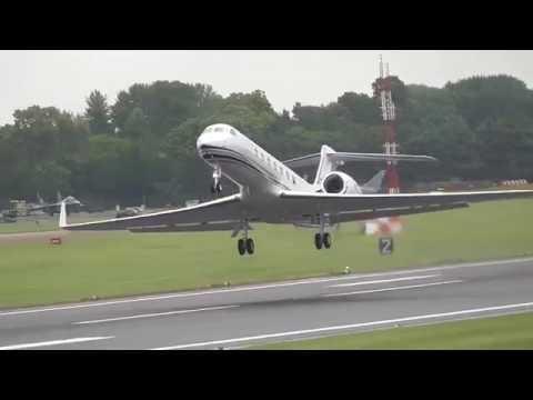 RIAT 2016 Gulfstream G550
