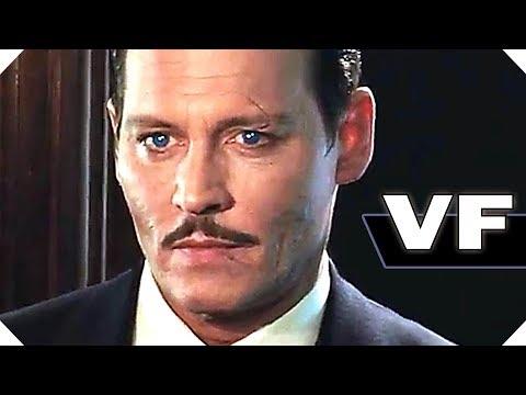 LE CRIME DE L'ORIENT-EXPRESS Bande Annonce VF (2017) Johnny Depp, Daisy Ridley