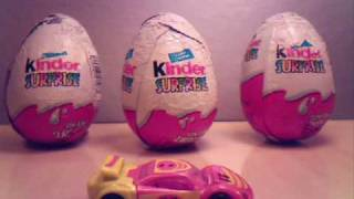 Repeat youtube video It's a Kinder Magic - Kinder Egg Stop Motion Animation